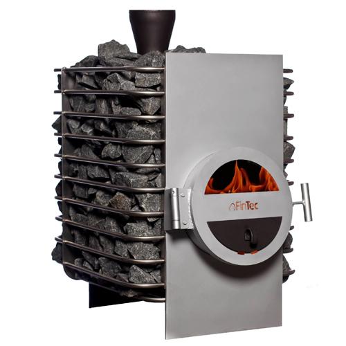 Premium Holz-Saunaofen